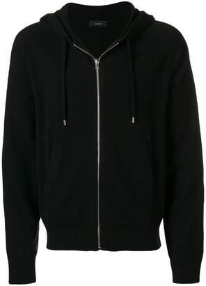 Joseph zipped hoodie