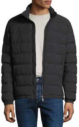 Emporio Armani Men's EA7 Lightweight Quilted Down Jacket