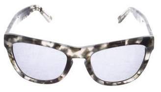 Westward Leaning Westward\\Leaning Tortoiseshell Gradient Sunglasses