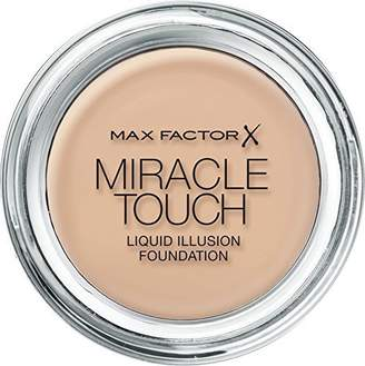 Max Factor Miracle Touch Liquid Illusion Foundation, No.60 Sand by