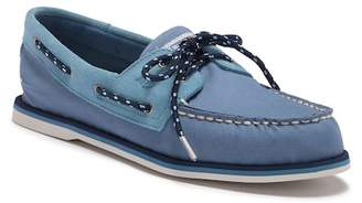 Sperry A/O 2-Eye Nautical Boat Shoe