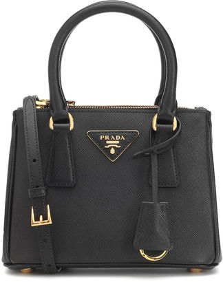 Prada Galleria Mini saffiano leather tote