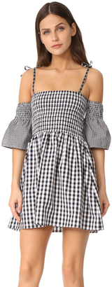 VETIVER Brigitte Dress $187 thestylecure.com
