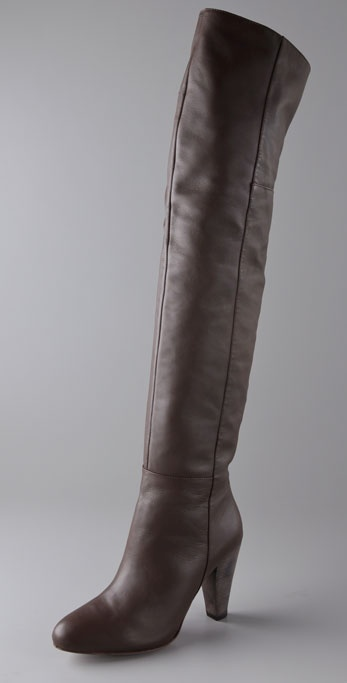 Joie Twiggy Over the Knee Boots