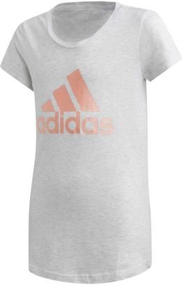 adidas Girls Winner Training Tee