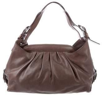 Fendi Doctor B Leather Bag Brown Doctor B Leather Bag