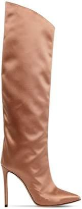 Alexandre Vauthier 110mm Alex Satin Boots