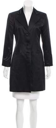 Burberry Vintage Tuxedo Coat
