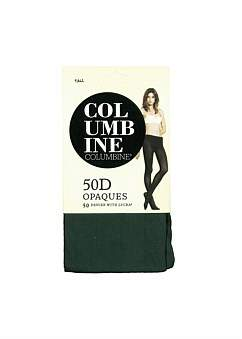 Columbine Opaque Tights 50D