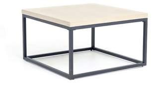 west elm Slab Box Frame Coffee Table - Square
