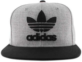 adidas Men's Originals Flat-Brim Hat