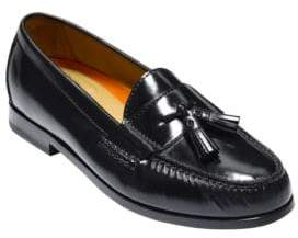 Cole Haan Pinch Grand Tassel Leather Loafers