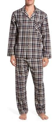 Majestic Bryson Plaid Pajama Set