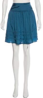 See by Chloe Knee-Length A-Line Skirt