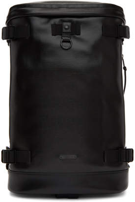 Saint Laurent Black Rivington Race Backpack