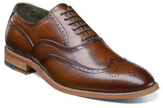 Stacy Adams Dunbar Wingtip Oxford Lace-Up Shoes