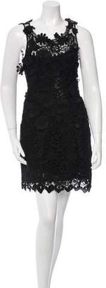 Schumacher Dorothee Embellished Lace Dress w/ Tags