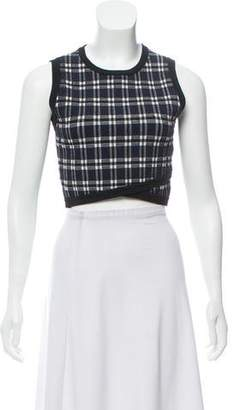 2971f85d464 Plaid Cropped Tops - ShopStyle