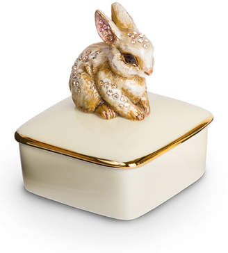Jay Strongwater Lia Bunny Box