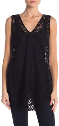 BCBGeneration Woven Cami