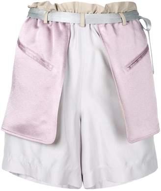 Valentino Schappe shorts