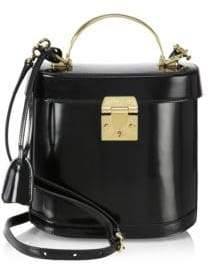 Mark Cross Benchley Leather Crossbody Bag