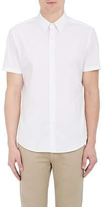 Theory Men's Sylvain Cotton Poplin Shirt