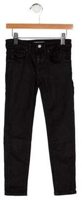 Burberry Girls' Five Pockets Skinny Jeans black Girls' Five Pockets Skinny Jeans