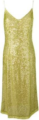 Walk Of Shame sequins embellished dress