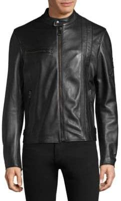 Belstaff Hempston Leather Jacket