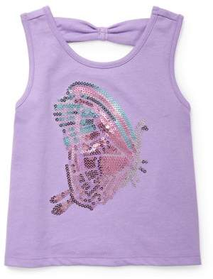 Children's Place The  Toddler Girls' Bow-Back Tank Top