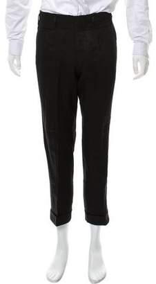 Tom Ford Linen Dress Pants