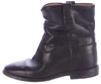 Isabel MarantIsabel Marant Leather Jenny Ankle Boots