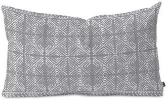 Deny Designs Dash and Ash Stars Above Oblong Throw Pillow
