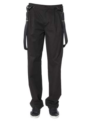 Moschino Darted Brace Trouser