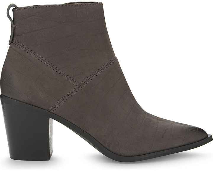AldoALDO Chantila leather heeled ankle boots