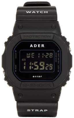 G-Shock ADER error Black Edition Watch