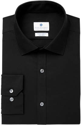 Ryan Seacrest Distinction Men's Ultimate Slim-Fit Non-Iron Performance Dobby Dress Shirt