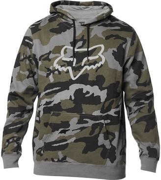 Fox Racing Legacy Foxhead Camo Pullover Fleece Jacket - Men's