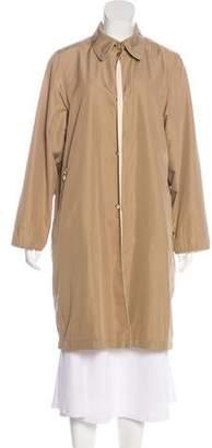 Max Mara Knee-Length Trench Coat