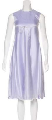 Helena Silk Midi Dress