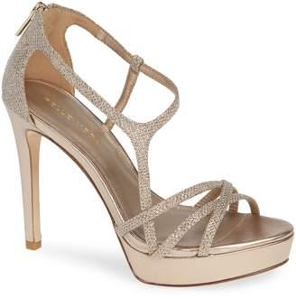 Pelle Moda Oneda Platform Sandal