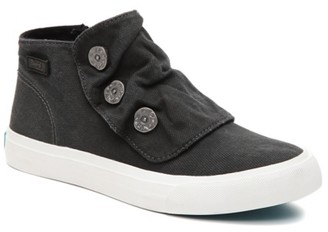 Blowfish Mizu Button Mid-Top Sneaker