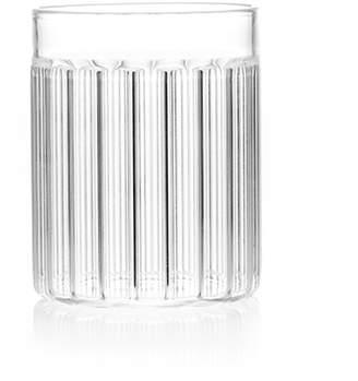 "Fferrone Fluted Glass Tumblers ""Bessho"" (Set of 2)"