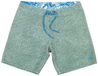 Panareha Sairee Beach Shorts in Green