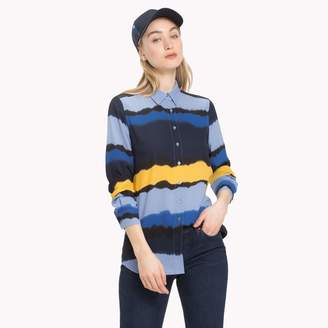 Tommy Hilfiger Watercolor Stripe Shirt