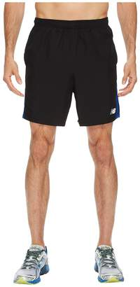 New Balance Accelerate 7 Short w/ Brief Men's Shorts