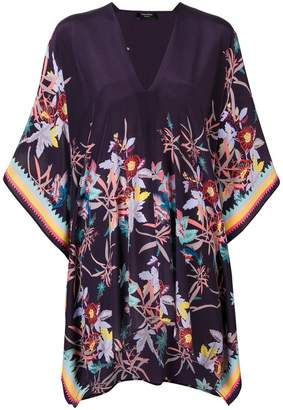Holland Street floral printed cover-up