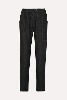 Brunello Cucinelli Denim Pants - Black