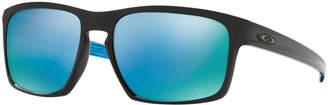 Oakley Polarized Sliver Prizm Deep Water Sunglasses, OO9262 57